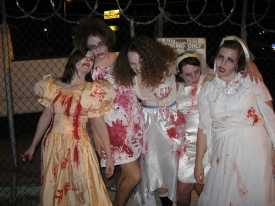 First ever Zombie Brides